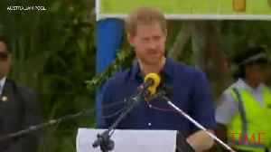 Prince Harry and Meghan Markle Dedicated Two Forest Reserves in Tonga [Video]