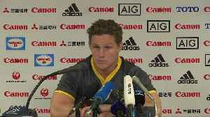 Hooper sees Bledisloe test as chance for Wallabies to build [Video]