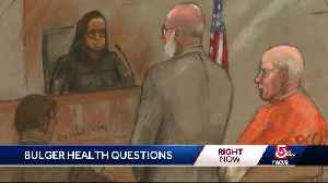 Bulger in failing health, report says [Video]
