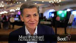 In Drive For Brand Growth, ANA Eyes 'Marketing University': P&G's Pritchard [Video]