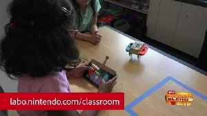 How Nintendo is Teaching Kids Design and Technology [Video]