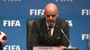 FIFA set up task force over new tournament plans [Video]