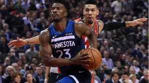 The Houston Rockets Reportedly Offered 4 First-Round Picks For Jimmy Butler [Video]