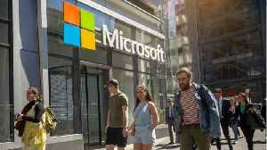 Microsoft Overtakes Amazon As Second Most Valuable U.S. Company [Video]