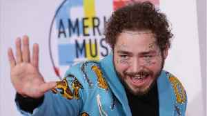 Postmates Says Post Malone Is Number One Customer [Video]