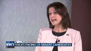 Campaign 2018: Leah Vukmir explains her take on issues facing U.S. Senate candidates [Video]