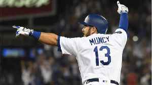 Muncy Walkoff Homer Powers Dodgers Past Red Sox [Video]