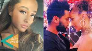 Ariana grande Shades Pete Davidson Again: Bella Hadid & The Weeknd Move In Together   DR [Video]