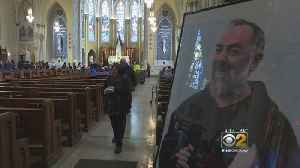 Personal Items From Padre Pio On Display [Video]