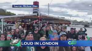Rabid Eagles Fans Take Over London [Video]