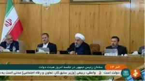 Economy Minister Approves Iran Parliament [Video]