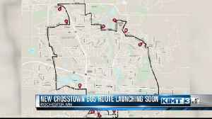 New crosstown bus route launching soon in Rochester [Video]