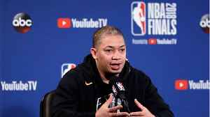 Cleveland Cavaliers Fire Tyronn Lue [Video]