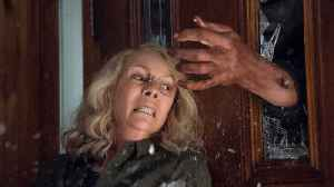 'Halloween' Continues To Dominate Domestic Box Office [Video]
