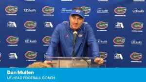 Dan Mullen on QBs Emory Jones, Feleipe Franks [Video]