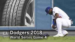 Bullpen issues lead to the Dodgers losing Game 4 of the World Series [Video]