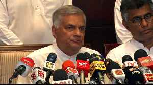Sacked Sri Lanka PM given 'deadline' to vacate residence [Video]
