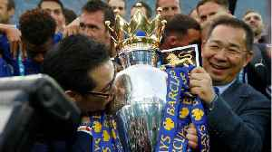 Leicester City Owner Was On Crashed Helicopter [Video]