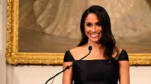 Meghan Markle Praises New Zealand's 125th Anniversary Of Women's Suffrage [Video]