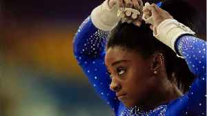 Simone Biles Goes To The ER, Then Crushes Her Competition [Video]