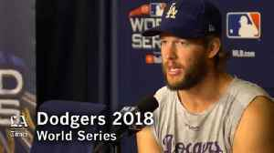Clayton Kershaw on his slider and legacy [Video]