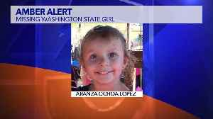 Four-Year-Old Girl`s Reported Abduction in Washington Triggers Amber Alert Extending into California [Video]