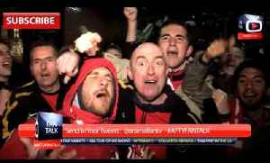 Arsenal 4 v Wigan 1 - Tottenham Hotspur we're coming for you - Fan Chant - ArsenalFanTV.com [Video]