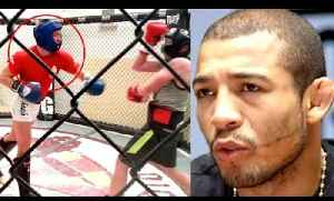 Nobody wants to spar with Conor McGregor because he Knocks guys out,Jose Aldo-You have to talk trash [Video]