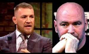 I won't return to the octagon unless i am a co-promoter with the UFC-Conor McGregor,GSP on Bisping [Video]