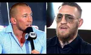 UFC wants GSP to beat Bisping,Woodley then fight Conor McGregor,Mousasi-i have a long one suck it [Video]