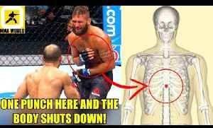 This is how Jose Aldo was able to stop Jeremy Stephens with his body shot,TJ on Garbrandt [Video]