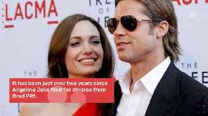 Has Angelina Jolie Really Moved On From Brad Pitt [Video]