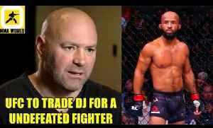 UFC is close to releasing former UFC Champ Demetrious Johnson in exchange for Ben Askren,Lobov [Video]