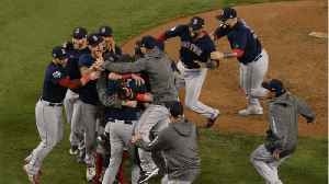 Red Sox Beat Dodgers To Win World Series [Video]