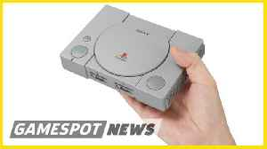 PlayStation Classic Games List Announced: Metal Gear Solid, GTA, And More [Video]