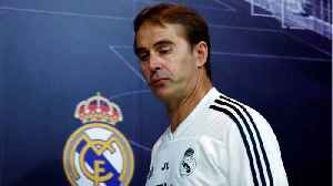 Real Madrid, 9th In La Liga, Sack Manager [Video]