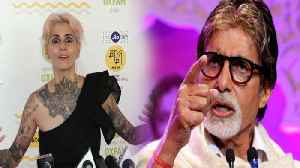 Sapna Bhavnani OPENS UP on Amitabh Bachchan; Watch Video | FilmiBeat [Video]