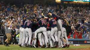 Red Sox Beat The Dodgers To Win 9th World Series Title [Video]