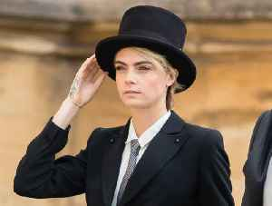 Cara Delevingne wants to meet the Queen [Video]