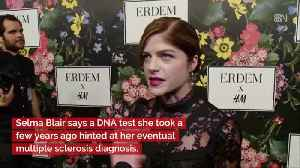 Selma Blair DNA Test And MS Diagnosis [Video]