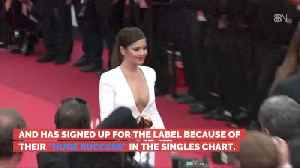 Cheryl Signs New Big Record Deal [Video]