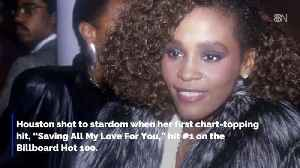 The Day Whitney Houston Had Her First Number 1 Hit [Video]