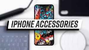 iPhone XS: Must Have Accessories [Video]