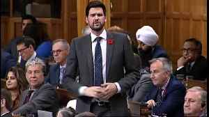 Liberal MP Roasts Floor-Crossing Conservative On Climate Change [Video]