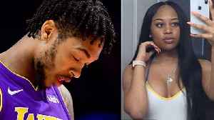 Brandon Ingram Exposed by Second Side Piece Who Shared Photo Of Her and The Lakers Baller In Bed [Video]