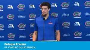 Feleipe Franks on handling frustration [Video]