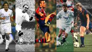 5 Players Who Double Dipped for Real Madrid and FC Barcelona [Video]