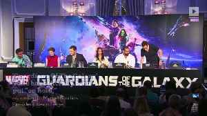 'Guardians of the Galaxy' 3 Officially on Hold [Video]