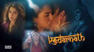KEDARNATH TEASER | Sushant – Sara | Love is a Pilgrimage [Video]