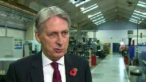 Philip Hammond says Budget benefits 'people at the bottom' [Video]